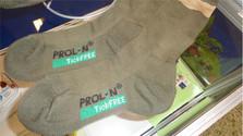 Científicos eslovacos inventan los calcetines antigarrapatas