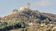 Topoľčiansky hrad a jeho veža