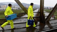 Los ríos de Horná Nitra están contaminados por arsénico