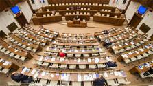 Comienza última sesión del año del Parlamento eslovaco