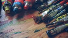 Výstava malieb Marty Chabadovej