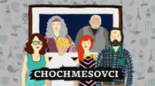 Chochmesovci - nový animovaný seriál o etikete