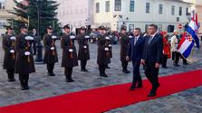 Pellegrini beim Gipfel der Zentraleuropäischen Initiative