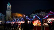Рождественская Братислава