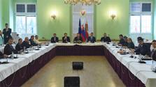 Réunion du gouvernement à Levoca