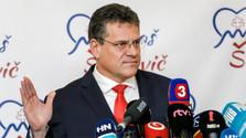 Šefčovič gibt Präsidentschaftskandidatur bekannt