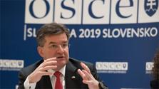 Lajčák espera la rápida solución del bloqueo del presupuesto de la OSCE