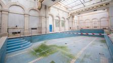 Bratislava : Les anciens bains municipaux Grössling devraient être reouverts en 2022