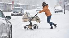 Gehsteignovelle sorgt für Engpässe bei Schneeräumung