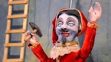 Gašpars karpatendeutsches Marionettentheater