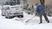 Zimná údržba chodníkov