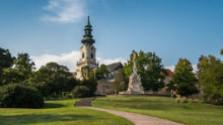 Katedrálna veža na Nitrianskom hrade