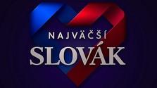 Najväčší Slovák – Der größte Slowake