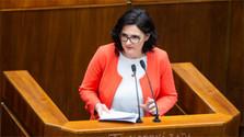 Lubyová zostáva vo funkcii