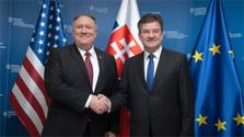 Secretario de Estado de EEUU cumplimenta visita a Eslovaquia
