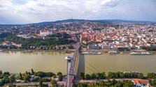 Bratislava y el Danubio – 3ª ronda del concurso
