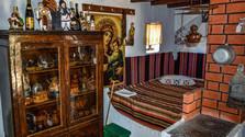 Škvarkarská ľudová izba