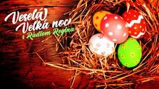 Veselá Veľká noc s Rádiom Regina