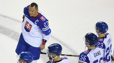 Victorious farewell for the Slovaks