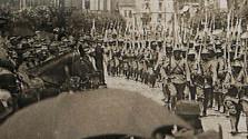 Exposition sur les combats pour la Slovaquie et la mission militaire française en 1919