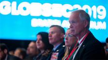 Конференция GLOBSEC 2019 в Братиславе