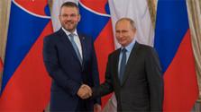 Pellegrini in Russia not in Normandy