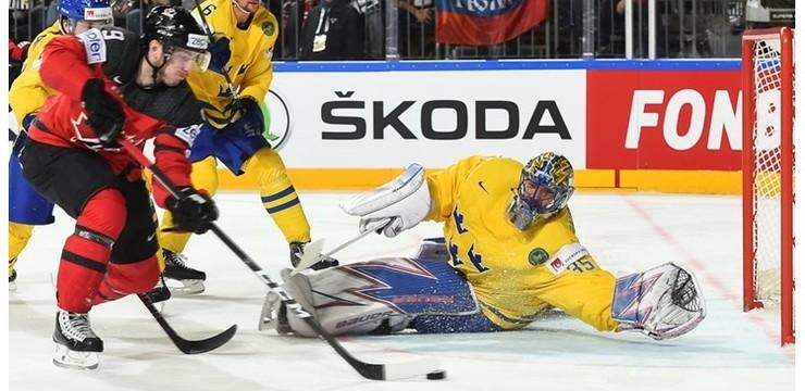 Zlato si vybojovali Švédi v nájazdoch (VIDEO)