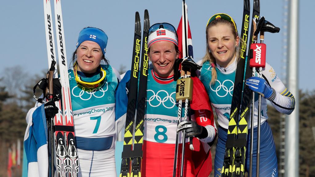 Björgenová najúspešnejšou olympioničkou, 36. Procházková