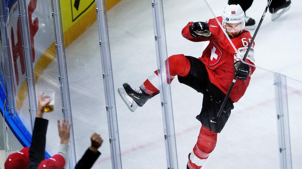 Kanada - Švajčiarsko 2:3, Švajčiari do finále