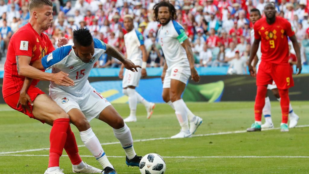 Skupina G: Belgicko - Panama 3:0 (0:0)