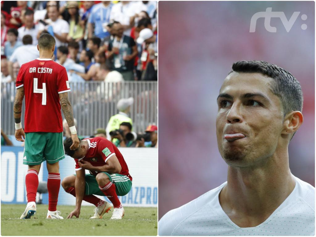 Ronaldo rozhodol o výhre Portugalska 1:0, Maroko bez šance na postup