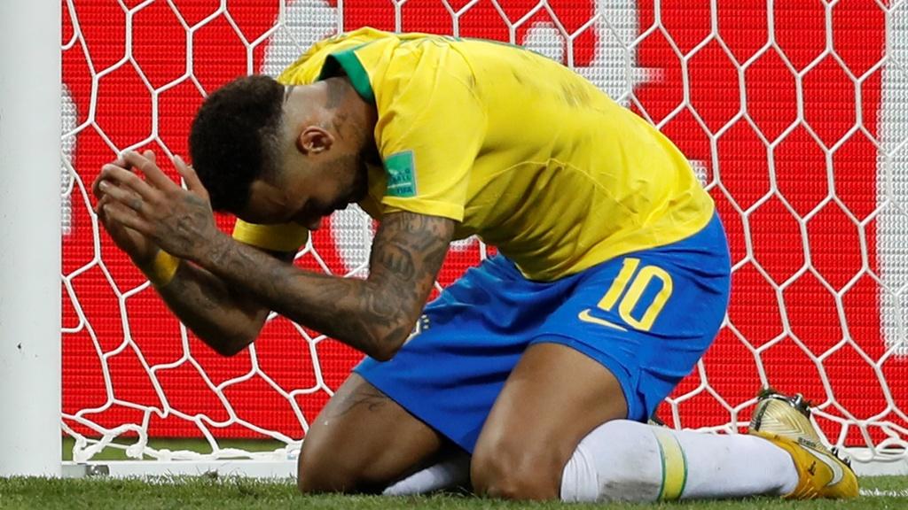 Brazília - Belgicko 1:2 vo štvrťfinále, Brazília končí