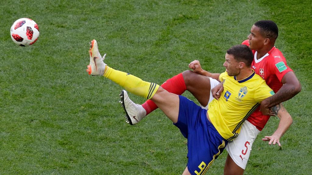 Švédsko zdolalo Švajčiarsko a postúpilo do štvrťfinále