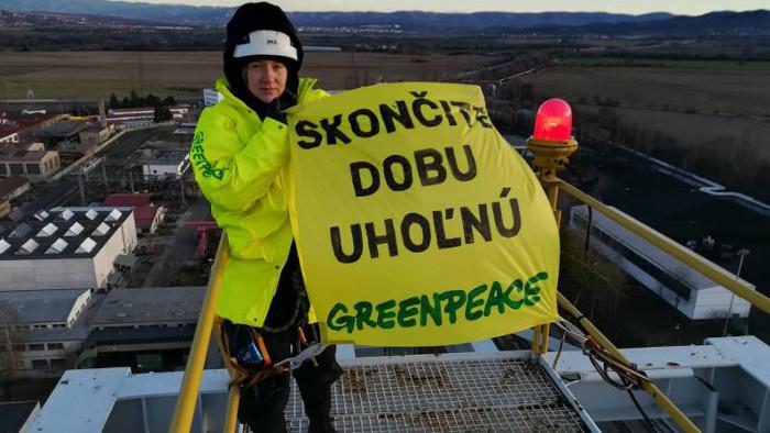 greenpeace novaky protest coal_Vladimir Benko jr_Greenpeace.jpg