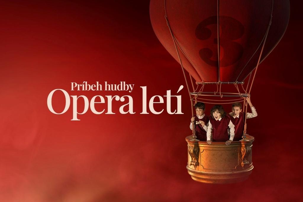 Príbeh hudby 3 - Opera letí!