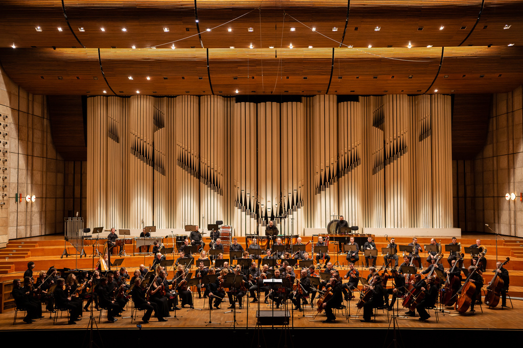 4. abonentný koncert SOSR 2021/2022 - Vianočný koncert
