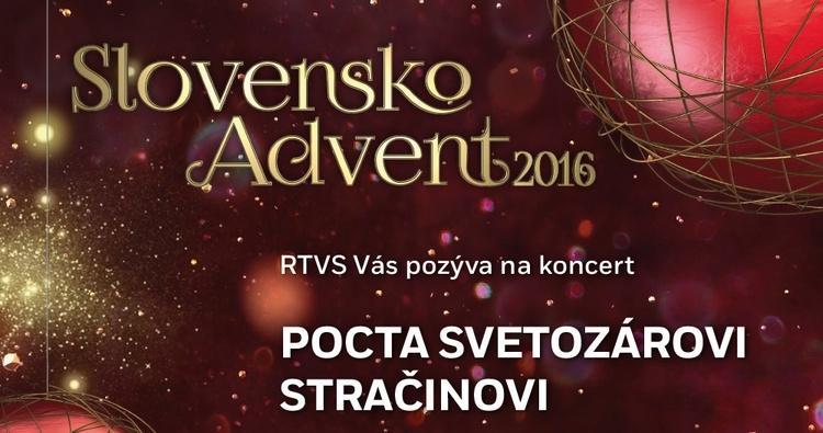 Slovensko 2016 Advent v Štúdiu 1!