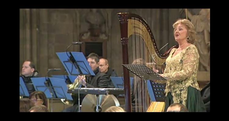Veľkolepý koncert s Editou Gruberovou