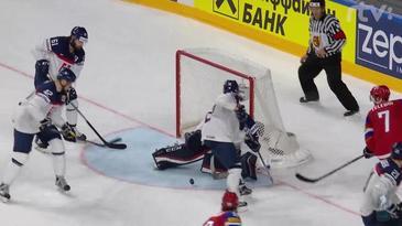ZOSTRIH: Rusko - Slovensko 6:0
