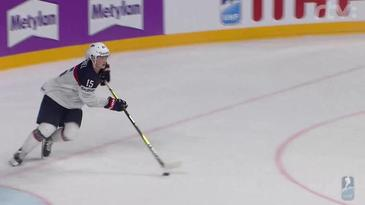 ZOSTRIH: štvrťfinále USA - Fínsko 0:2