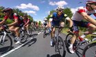 4. etapa z kamier na bicykloch